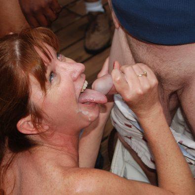 Swingerparty Sperma
